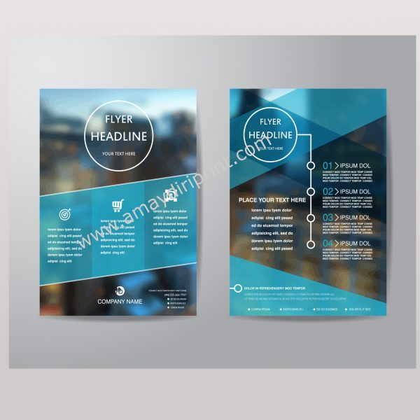 a5 flyers dual side 5 8 x 8 3 printers in lagos print