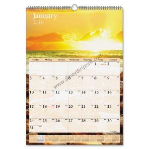 Wall Calendar A2