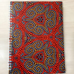 Ankara Notebook (A5)